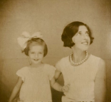My aunt and grandmother