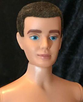 ken doll 1960s